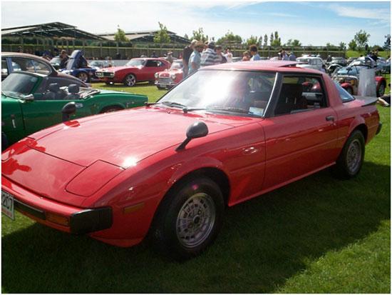 1979-1985 Mazda RX-7