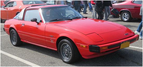 1979 Mazda RX-7