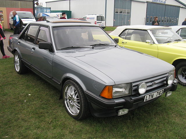 Ford Granada Injection