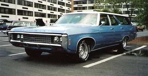 Chevrolet Kingswood