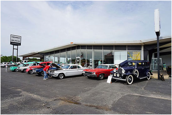 Directory of Classic Car Dealers